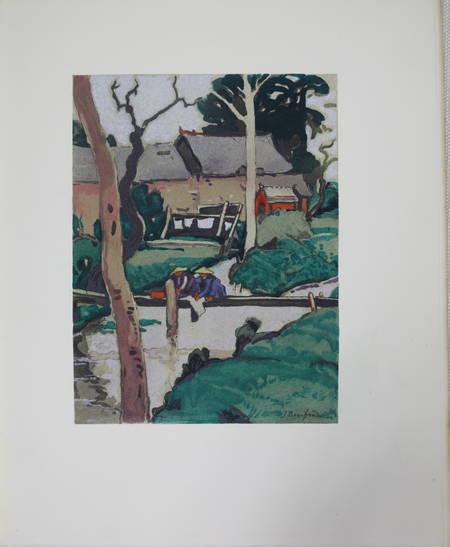 LYAUTEY - Lettres du Tonkin 1928 - 2 volumes - Ill en couleurs de Jean Bouchaud - Photo 2 - livre d'occasion