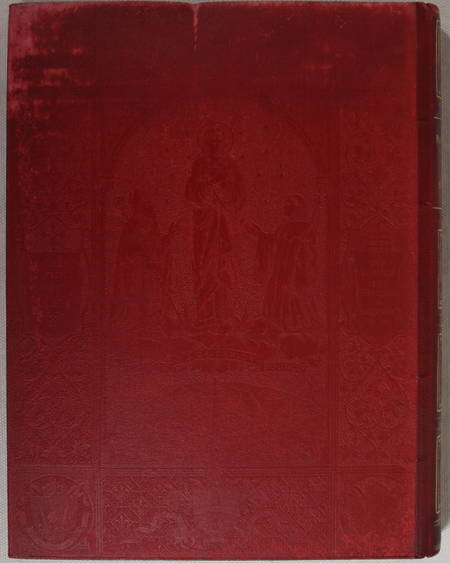 [Typographie] Magnificat en 150 langues - 1887 - Chromolithographie - Photo 6 - livre rare