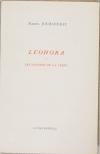 JOUHANDEAU - Léonora ou les dangers de la vertu vertu - 1951 - Pur fil Johannot - Photo 1, livre rare du XXe siècle