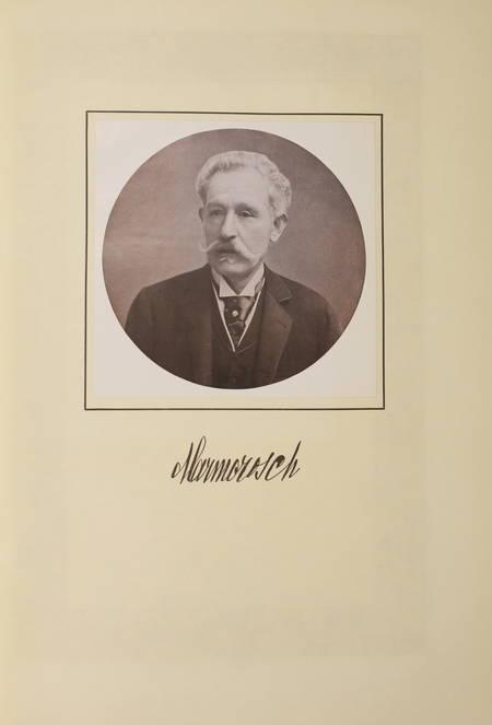 [Roumanie] Banque Marmorosch, Blank & Co. Société anonyme. 1848-1923 - Photo 1 - livre de bibliophilie