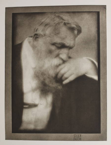 Judith Cladel - Auguste RODIN - L'oeuvre et l'homme - 1908 - In-folio - Planches - Photo 0 - livre d'occasion