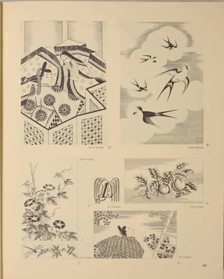 . Kiyoshi Hasegawa. L'oeuvre gravé, livre rare du XXe siècle