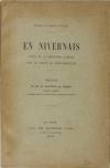 DAMAS d ANLEZY - En Nivernais - Saint-Benin-d Azy - (1910) - Photo 1, livre rare du XXe siècle