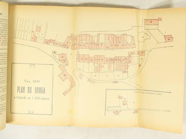 [Gascogne, Gers] ESTALENX - La république du Houga - 1941 - Photo 1 - livre d'occasion