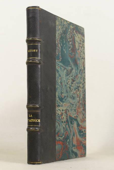 Bernard AUDRY - La dictatrice - 1928 - Envoi de l'auteur - Photo 1 - livre de bibliophilie