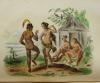 Voyages autour du Monde et naufrages célèbres 1843 - Planches couleurs - 8 v - Photo 11 - livre de collection