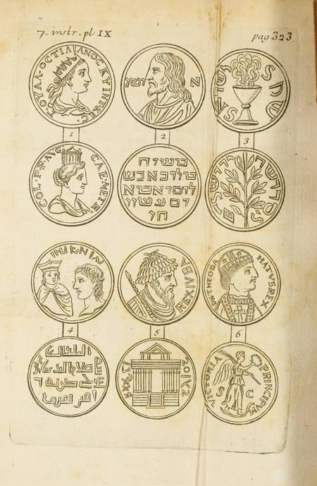 Jobert La science des médailles Avec des remarques - 1739 - 2 volumes - Planches - Photo 3 - livre de bibliophilie
