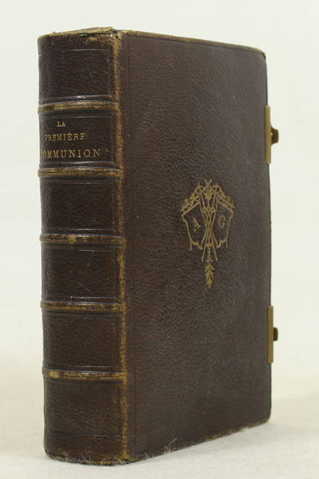 FLAVIGNY - La première communion. Règlement de vie pour la persévérance - 1878 - Photo 1 - livre de collection