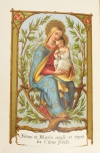 FLAVIGNY - La première communion. Règlement de vie pour la persévérance - 1878 - Photo 2 - livre du XIXe siècle