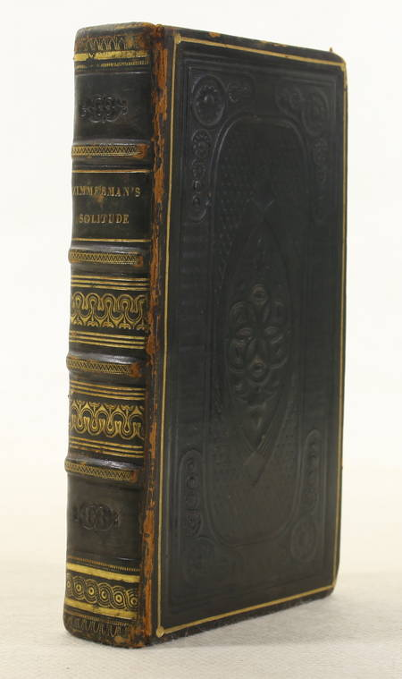 ZIMMERMANN - Solitude or the effects of occasional retirements - 1819 - Photo 1 - livre romantique