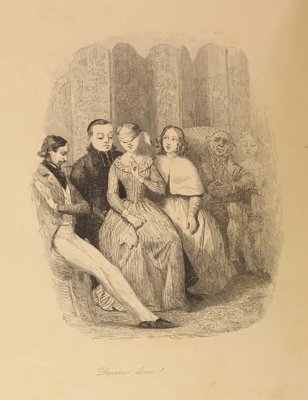 [CHEVIGNE (Cte Louis de)]. Les contes rémois, livre rare du XIXe siècle