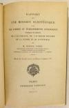 LOISEL - Rapport sur une mission scientifique dans les jardins zoologiques 1907 - Photo 2 - livre du XXe siècle