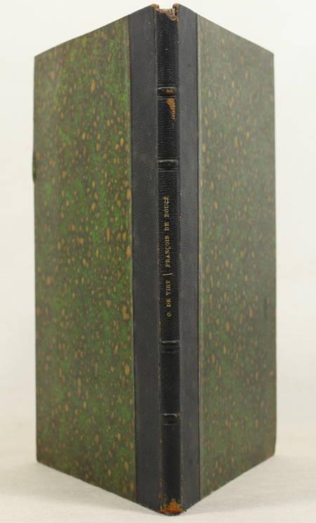 VIRY - Documents inédits sur François de Boucé, seigneur de Poncenat - 1884 - Photo 1 - livre de collection