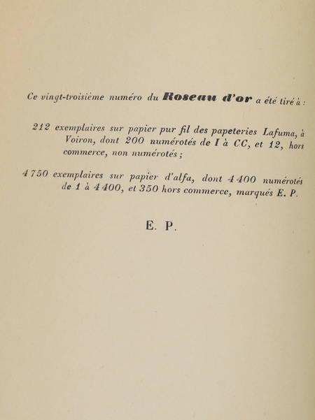 COCTEAU Oedipe-Roi [suivi de :] Roméo et Juliette - 1928 - Alfa - Photo 2 - livre de collection