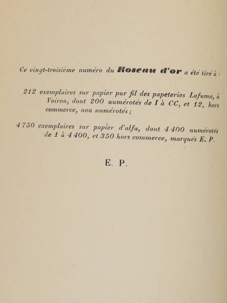 COCTEAU Oedipe-Roi [suivi de :] Roméo et Juliette - 1928 - Alfa - Photo 2 - livre rare