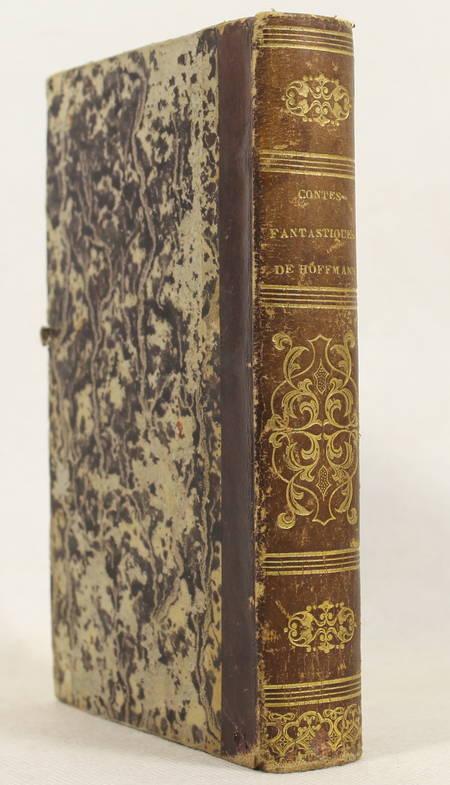 HOFFMANN. Contes fantastiques d'Hoffmann, traduits par M. P. Christian