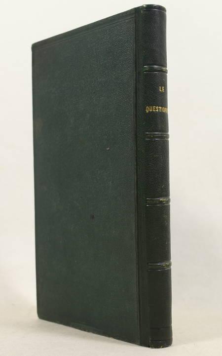 Le questionneur de la jeunesse, ou l'année scientifique et amusante - 1865 - Photo 0 - livre de collection