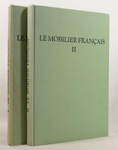 KJELLBERG - Le mobilier français - 1978 - 2 volumes - Photo 0 - livre d'occasion