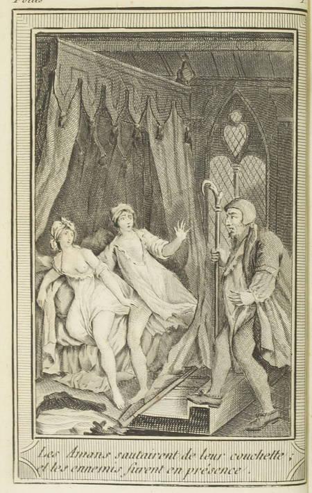 PIGAULT-LE-BRUN. La folie espagnole, livre ancien du XIXe siècle