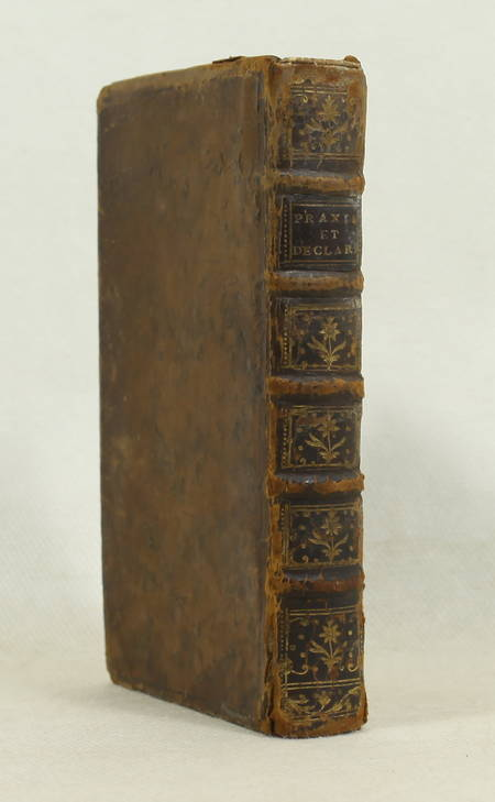 Ludovico de PALMA - Praxis et brevis declaratio viae spiritualis - 1634 - Photo 1 - livre de bibliophilie