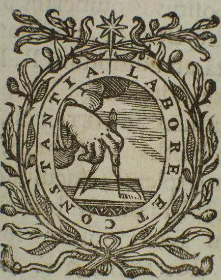 Ludovico de PALMA - Praxis et brevis declaratio viae spiritualis - 1634 - Photo 3 - livre de bibliophilie