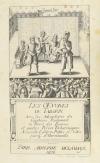 Les oeuvres de Tabarin, avec Les adventures du capitaine Rodomont ... - 1858 - Photo 0, livre rare du XIXe siècle
