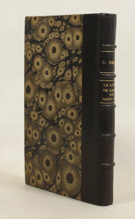 THOLIN (G.). Le livre de raison des Daurée, d'Agen (1491-1671). Texte précédé d'une étude sur quelques livres de raison des anciennes familles de l'Agenais
