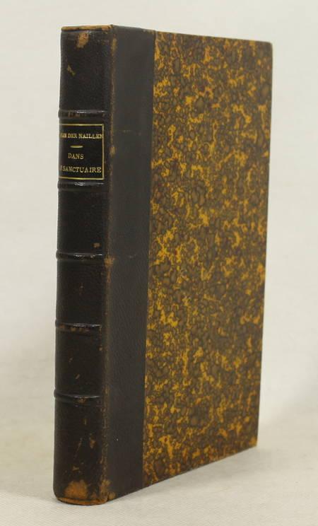 [Esotérisme] A. Van der NAILLEN - Dans le sanctuaire - 1897 - Photo 1 - livre de collection