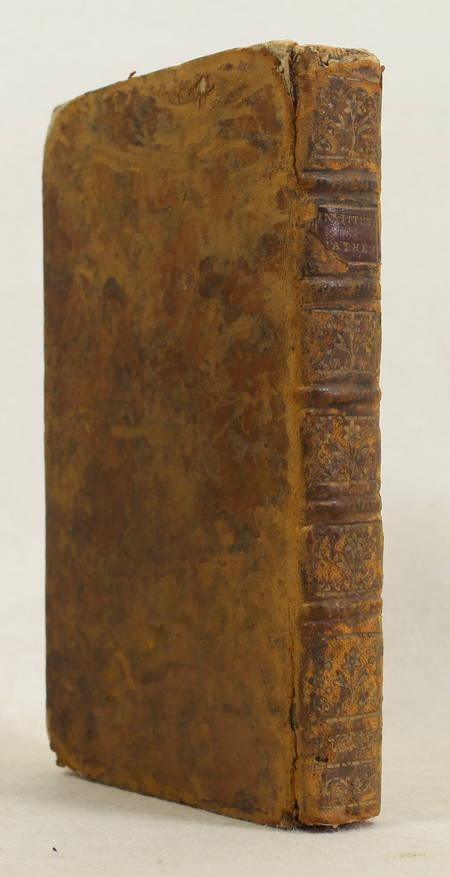 Abbé SAURI - Institutions mathématiques - 1770 - EO - Photo 1 - livre ancien