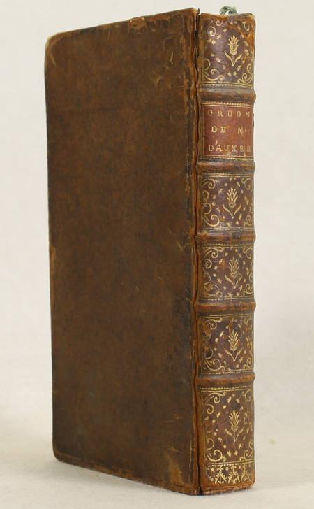 Ordonnance de l'évêque d'Auxerre : Condamnation d'un livre - 1747 - Photo 0 - livre de collection