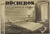 [Mobilier Literie] Au Bûcheron - La chambre à coucher - Vers 1930-1940 - Photo 0, livre rare du XXe siècle
