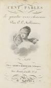 MOLLEVAUT (C. L.). Cent fables de quatre vers chacune