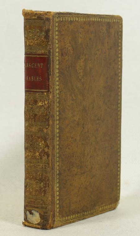 MOLLEVAUT - Cent fables de quatre vers chacune - (1821) - Photo 1 - livre romantique