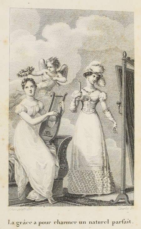 MOLLEVAUT - Cent fables de quatre vers chacune - (1821) - Photo 2 - livre romantique