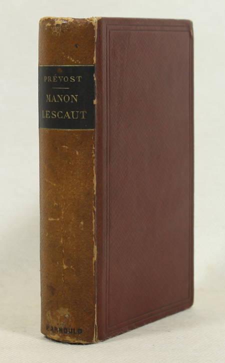 PREVOST - Histoire de Manon Lescaut - (1886) - Illustrations de Paul Avril - Photo 1 - livre du XIXe siècle