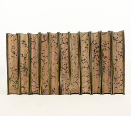 Lettres de Madame de Sévigné - Blaise 1818 - 10 vol in-8 + Coulanges de 1820 - Photo 9 - livre de bibliophilie