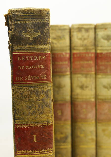 Lettres de Madame de Sévigné - Blaise 1818 - 10 vol in-8 + Coulanges de 1820 - Photo 0 - livre de collection