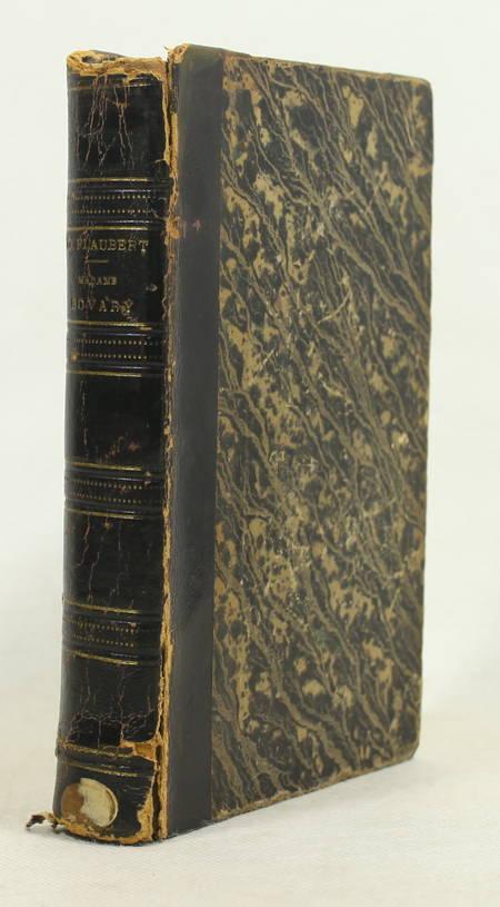 FLAUBERT Madame Bovary Moeurs de province. Edition définitive - Charpentier 1873 - Photo 1 - livre d'occasion