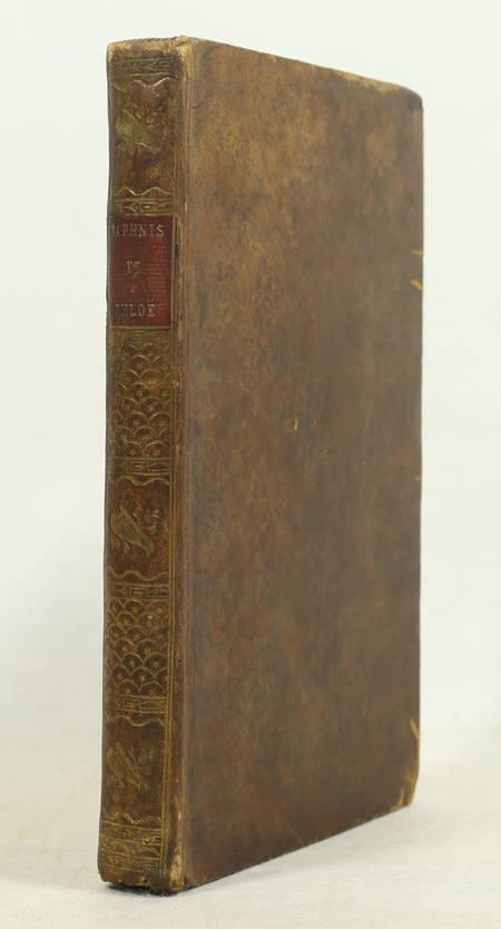 LONGUS Amours pastorales de Daphnis et Chloé 1796 - Audran d'après Ph. d'Orléans - Photo 1 - livre de bibliophilie