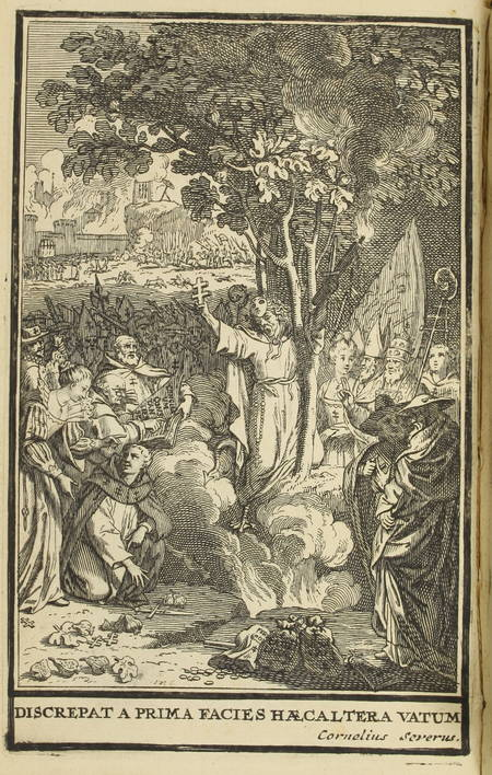 Satyre ménippée de la vertu du catholicon d'Espagne - 1726 - 3 volumes - 10 pl. - Photo 4 - livre de collection