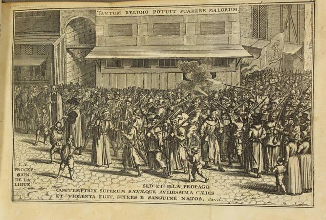 Satyre ménippée de la vertu du catholicon d'Espagne - 1726 - 3 volumes - 10 pl. - Photo 5 - livre de collection