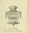 Henri MONNIER - Comédies bourgeoises - 1858 - Ex-libris du duc de Massa - Photo 0 - livre de bibliophilie