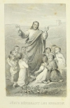 L imitation de Jésus-Christ, traduction de Lamennais - 1858 - Jolie reliure - Photo 2 - livre du XIXe siècle