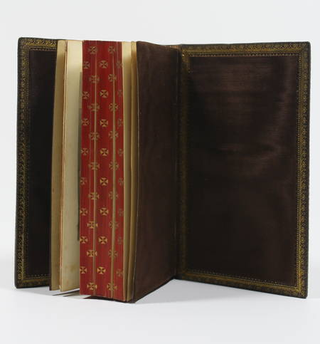 L imitation de Jésus-Christ, traduction de Lamennais - 1858 - Jolie reliure - Photo 3, livre rare du XIXe siècle