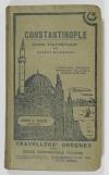 MAMBOURY (Ernest). Constantinople. Guide touristique. 2e édition française