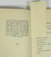 MAURIAC - Le feu sur la terre. Pièce en 4 actes - 1951 - EO - 1/470 Alfa - Photo 1 - livre moderne