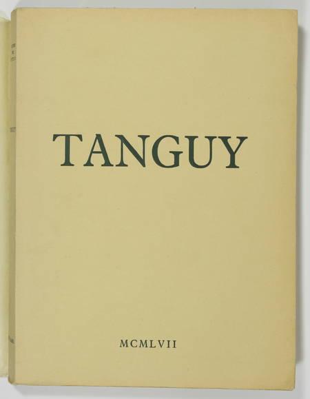 Michel Del CASTILLO Tanguy - Histoire d'un enfant d'aujourd'hui - 1957 - EO 1/30 - Photo 1 - livre du XXe siècle