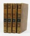 PLUTARQUE - Vies des hommes illustres - 1804 - 4 volumes - Portraits - Photo 0, livre ancien du XIXe siècle