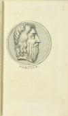 PLUTARQUE - Vies des hommes illustres - 1804 - 4 volumes - Portraits - Photo 3, livre ancien du XIXe siècle
