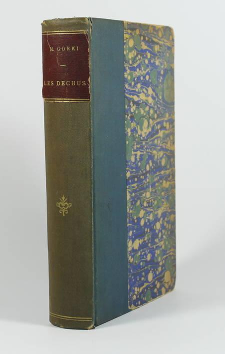 GORKY - Les déchus. Le ménage Orlov. Les ex-hommes - 1901 - Première française - Photo 1, livre rare du XXe siècle